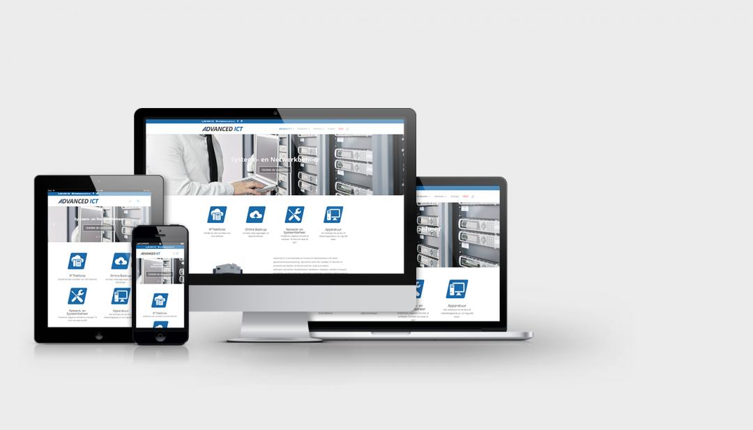 Website Advanced-ICT